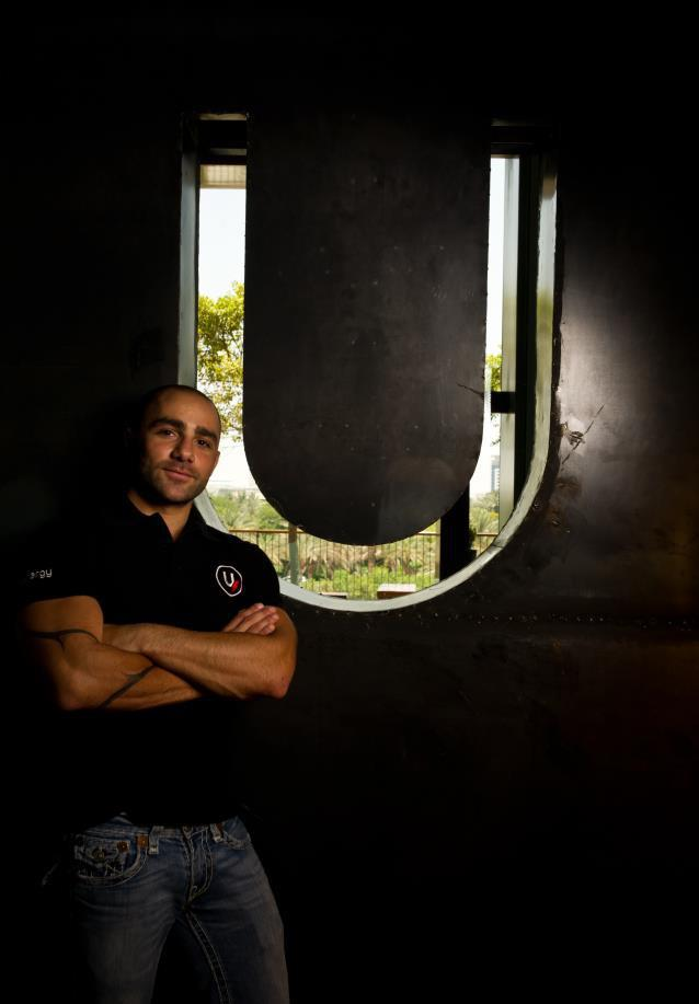 Alex Nazarian - Owner of U Concept