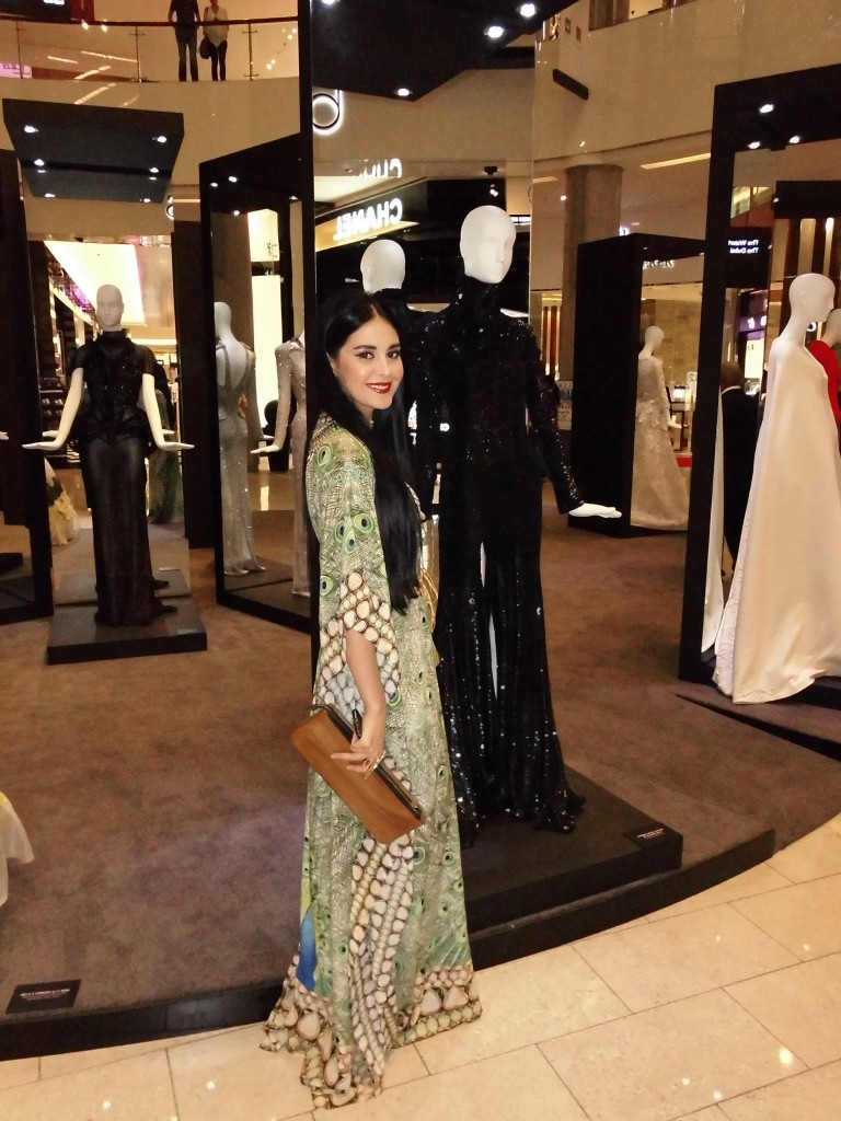 Visiting the Vogue pop up of best designer pieces - I of course was drawn straight to GIVENCHY!