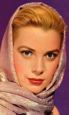 Grace Kelly Headscarf