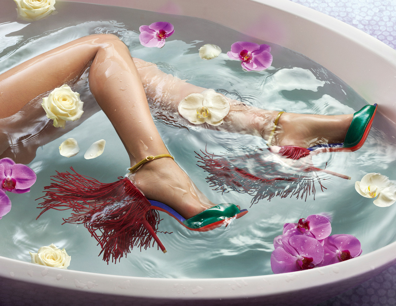 Louboutin Water in Love Collection 2