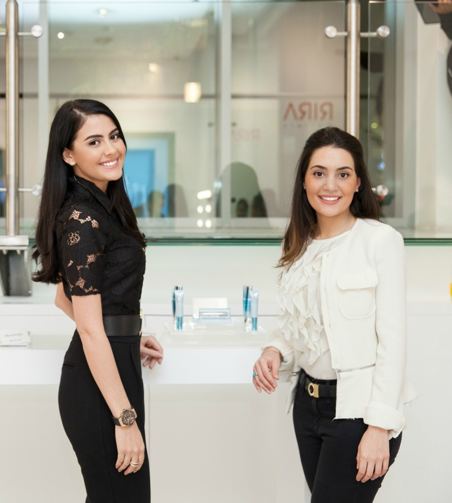 Tamara Al Gabbani & Sara