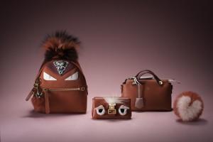 Fendi Valentine's Capsule Collection
