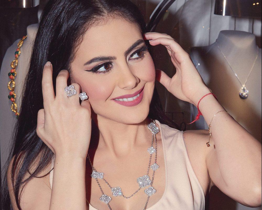 Selfridges Tamara Al Gabbani Van Cleef & Arpels Alhambra Diamonds