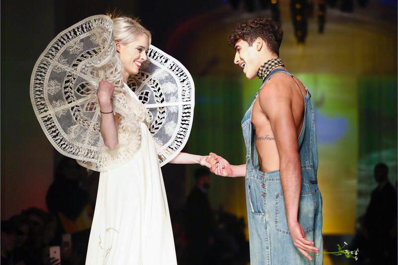 Jean Paul Gaultier Paris Couture Week SS17