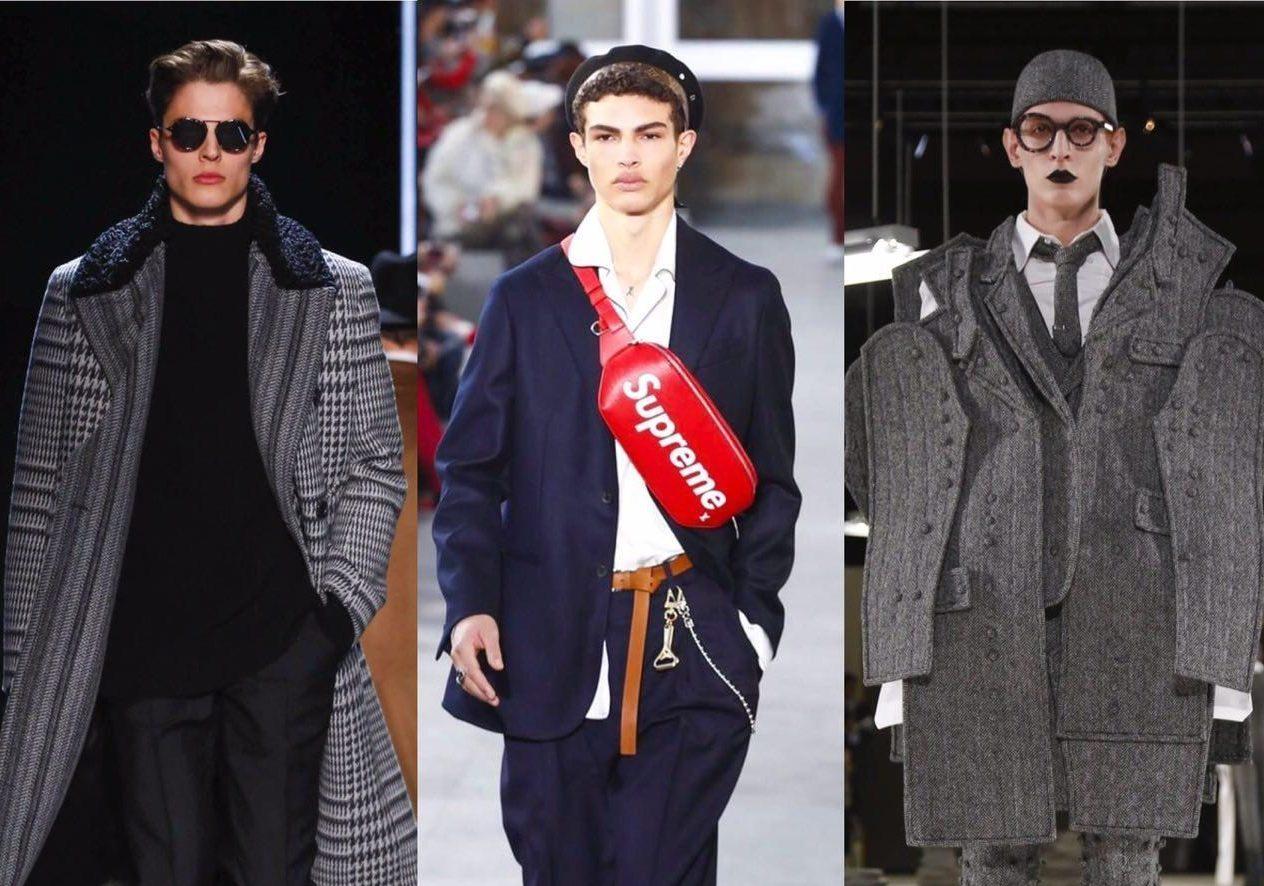 Paris Mens Fashion Week FW17