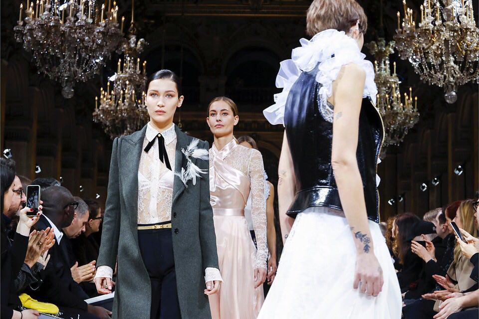 Lanvin Ready To Wear Fall Winter 2017 Paris