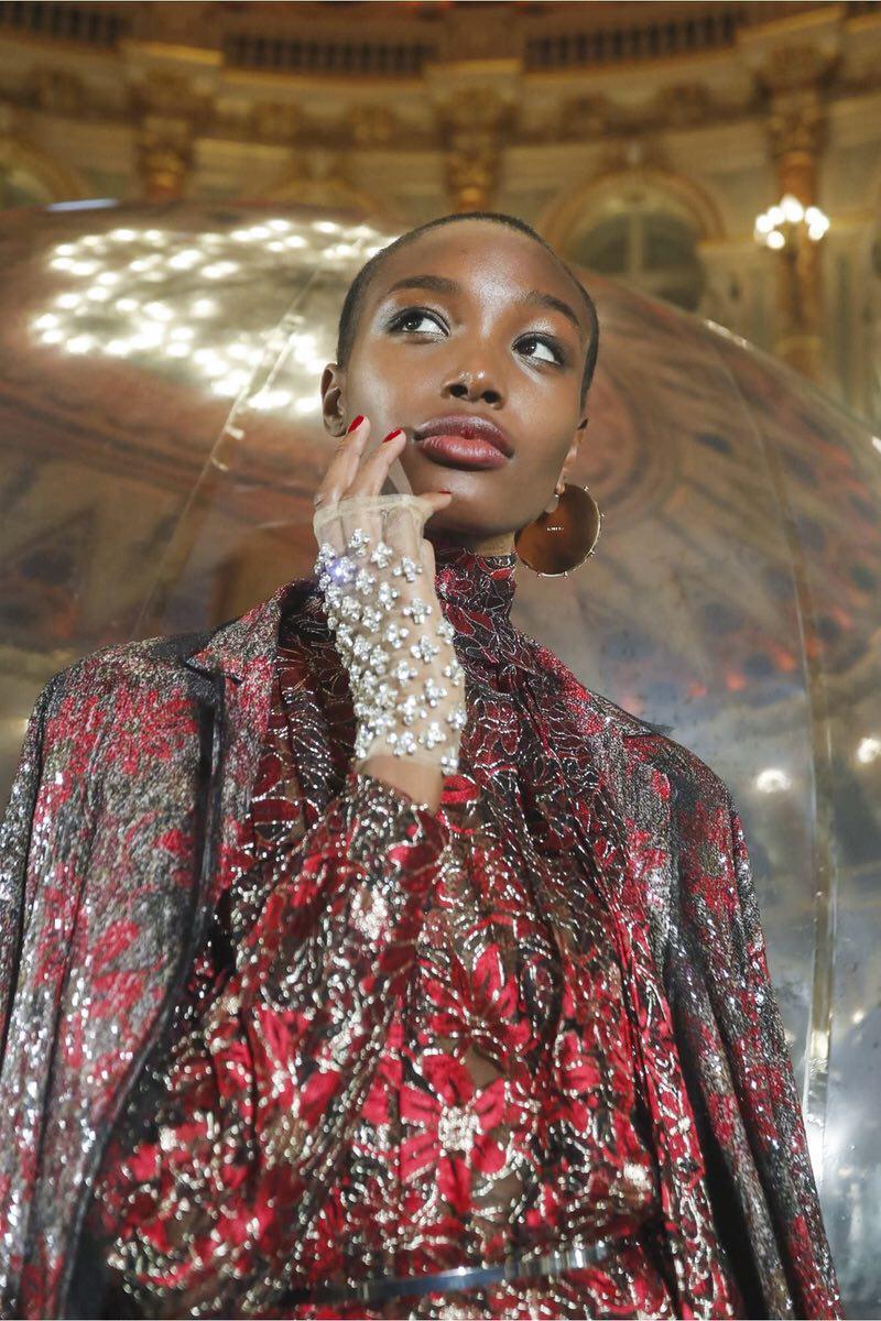 Paule Ka Ready To Wear Fall Winter 2017 Paris