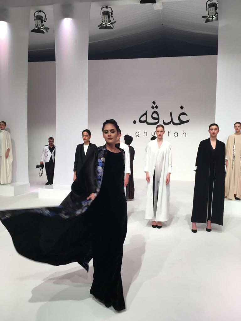 Tamara Al Gabbani - Ghudfah - Fashion Forward Dubai
