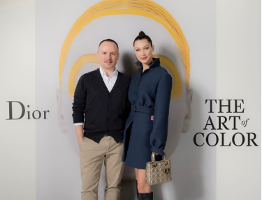 Bella Hadid & Peter Philips - Dior's the Art of Color