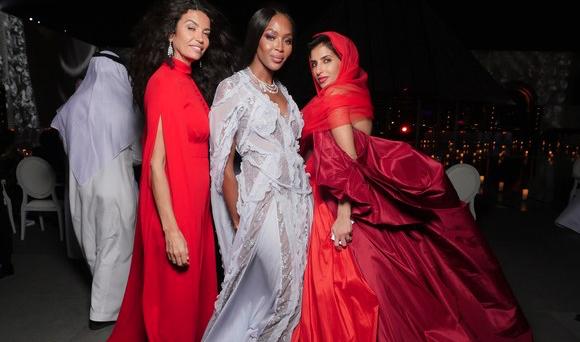Vogue Arabia Launch Party
