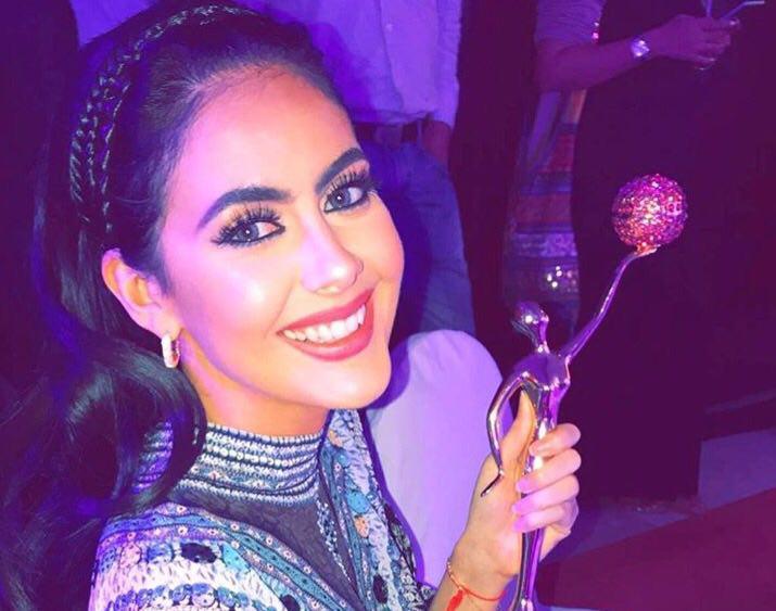 Tamara Al Gabbani - at the Gr8 Women Awards Dubai