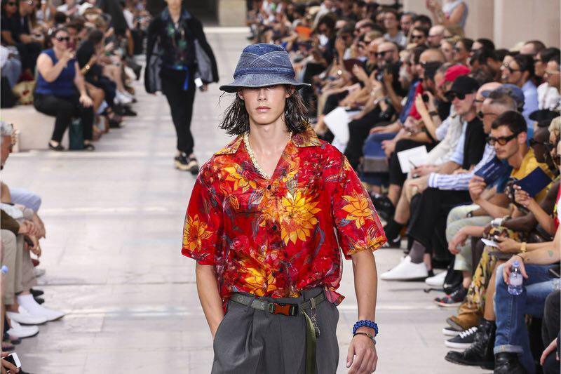 Louis Vuitton Menswear Spring Summer 2018 Paris