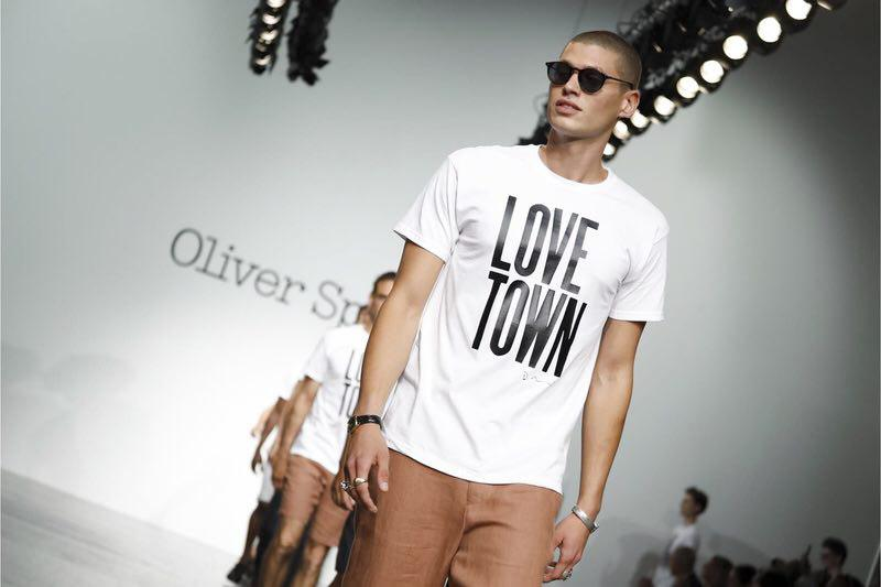 Oliver Spencer Menswear S:S 18 - London Fashion Week Mens