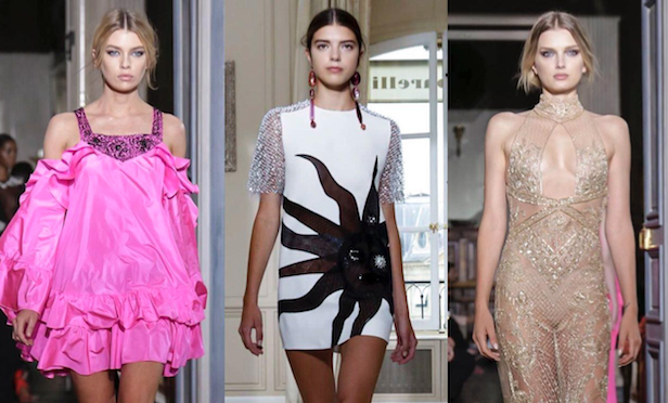 Modern Couture Fall Winter Paris Couture Week